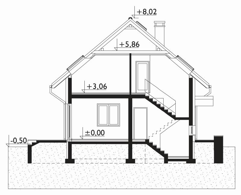 Проект дома Зета Карбо (E-1139)