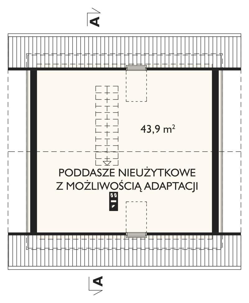Проект дома Зёрнышко (E-1223)