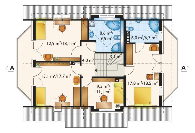 Проект дома Софи Солис (E-972)