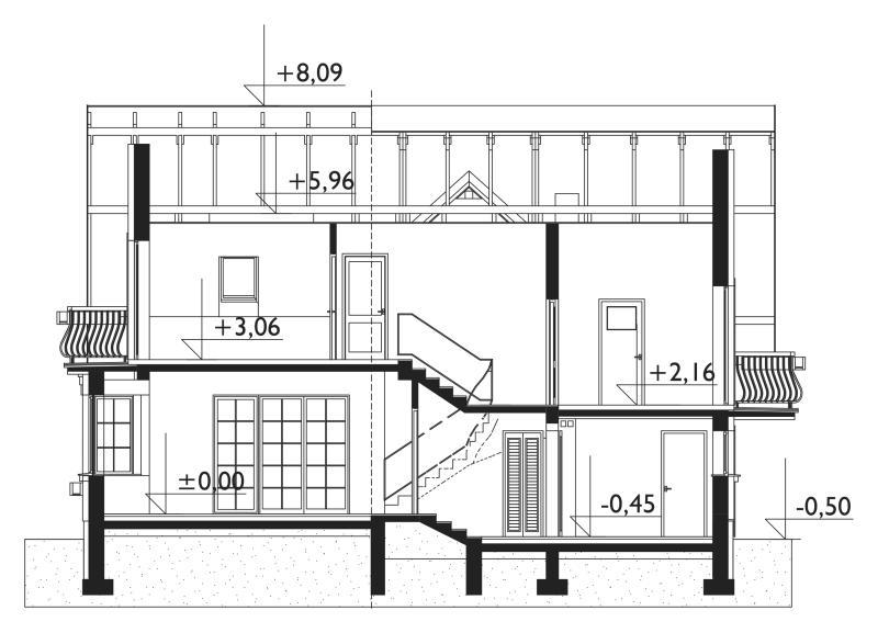Проект дома Зоя Рекс (E-897)