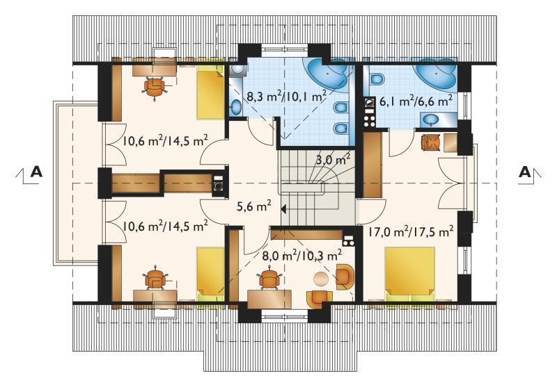 Проект дома Зоя Солис (E-1094)