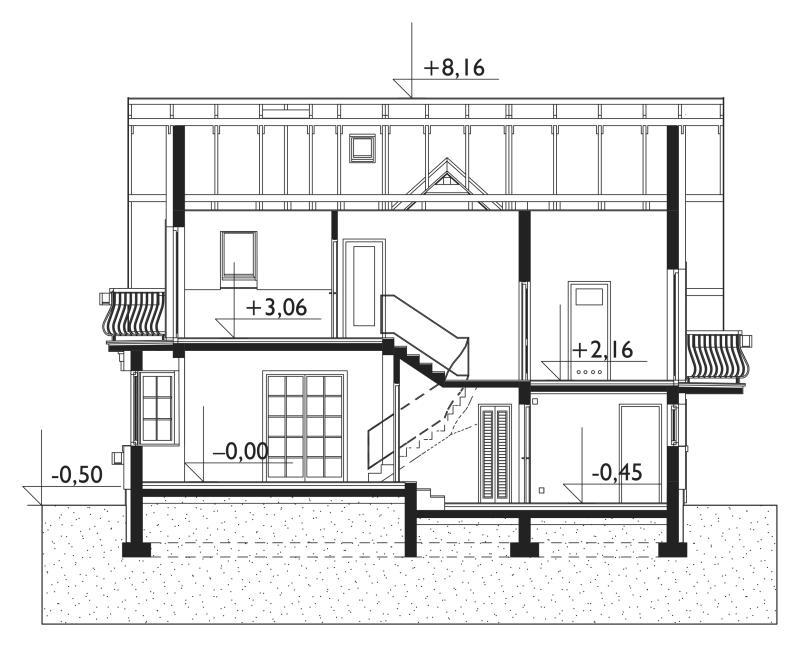 Проект дома Зойка Мини (E-987)