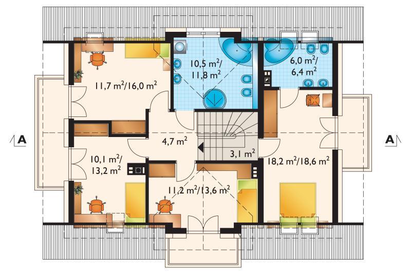 Проект дома Зольтан (E-1075)