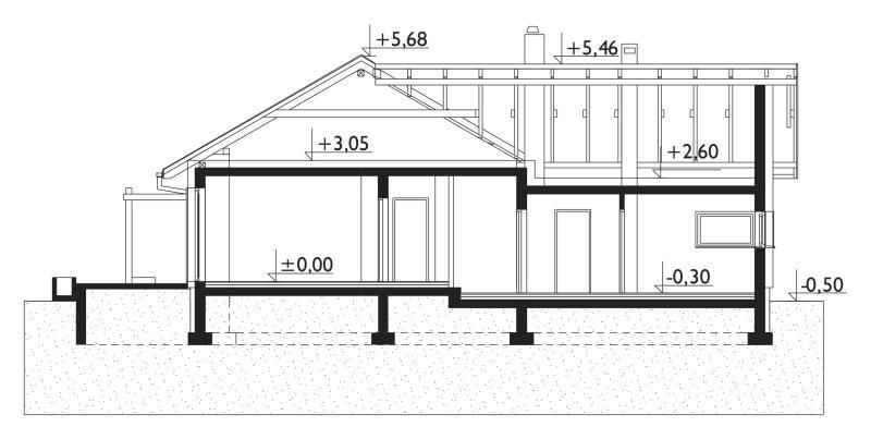 Проект дома Жучок Сто (E-1196)