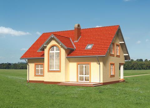Projekt domu Adonis