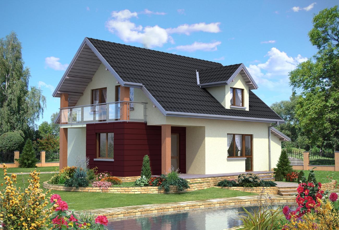 Проект домa Агат