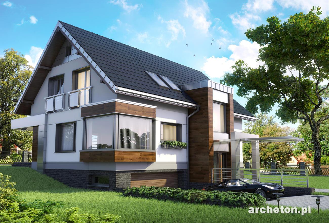 Проект домa Агатон