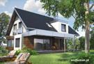 Projekt domu Agaton
