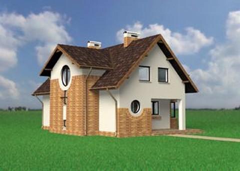 Проект домa Агнес