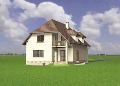 Проект домa Акация