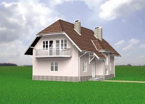 Проект домa Акант