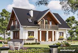 Projekt domu Akord Neo