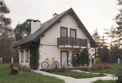 Проект домa Алан
