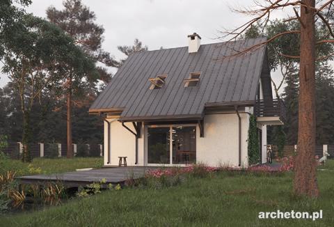 Projekt domu Alan