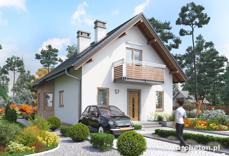 Проект домa Альдона Мини