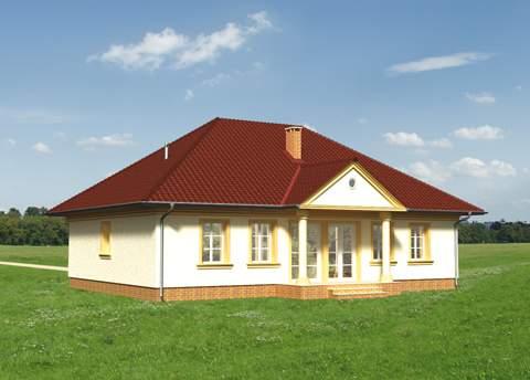 Проект домa Александрия