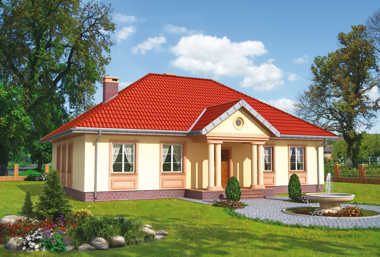 Проект домa Александрия Гера