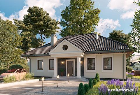 Projekt domu Aleksandria Rex
