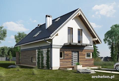 Projekt domu Alfred