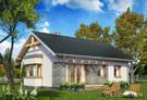 Projekt domu Alida
