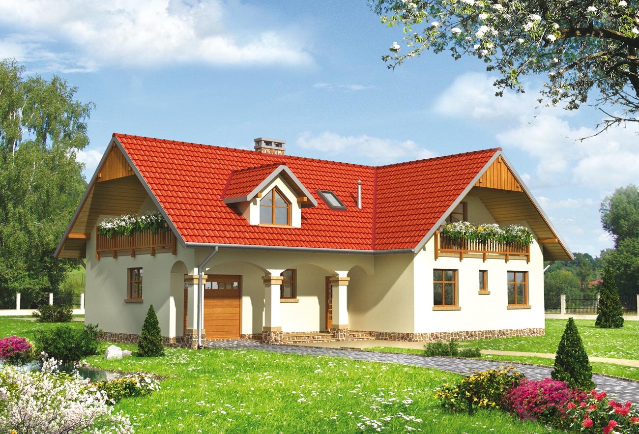 Проект домa Алка