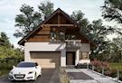 Projekt domu Alodia
