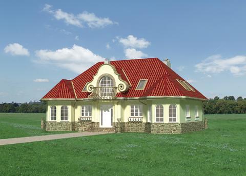 Projekt domu Amadeusz