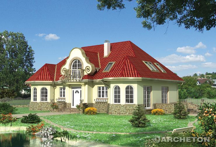 Проект домa Амадеус