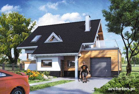 Projekt domu Amelia 100