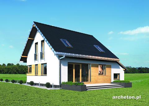 Projekt domu Amelia Nano