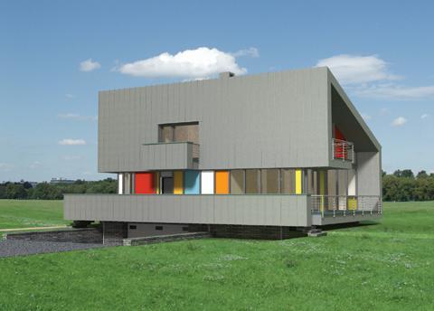 Projekt domu Amon