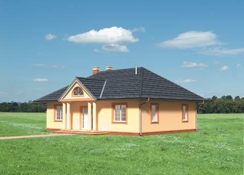 Projekt domu Aneta