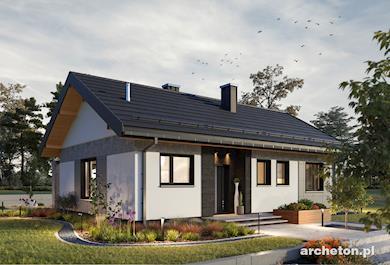 Projekt domu Anita