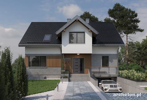 Projekt domu Anna