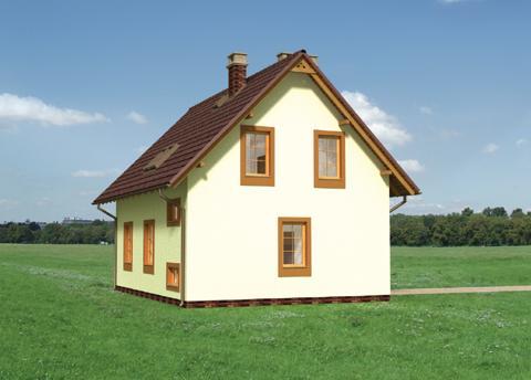 Projekt domu Antałek