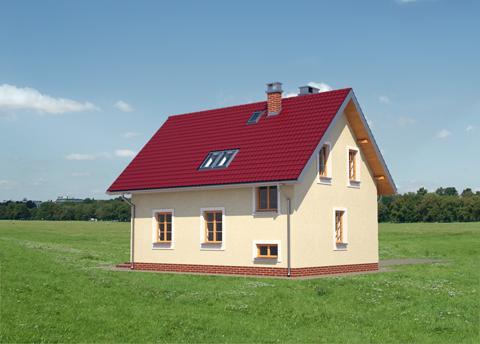 Проект домa Анталья Бета