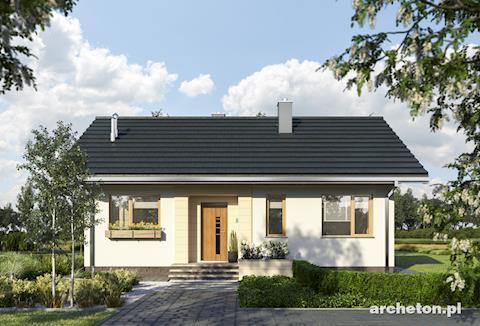 Projekt domu Antek