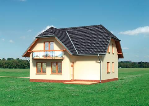 Projekt domu Antracyt
