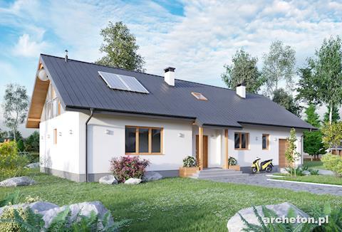 Projekt domu Aramis