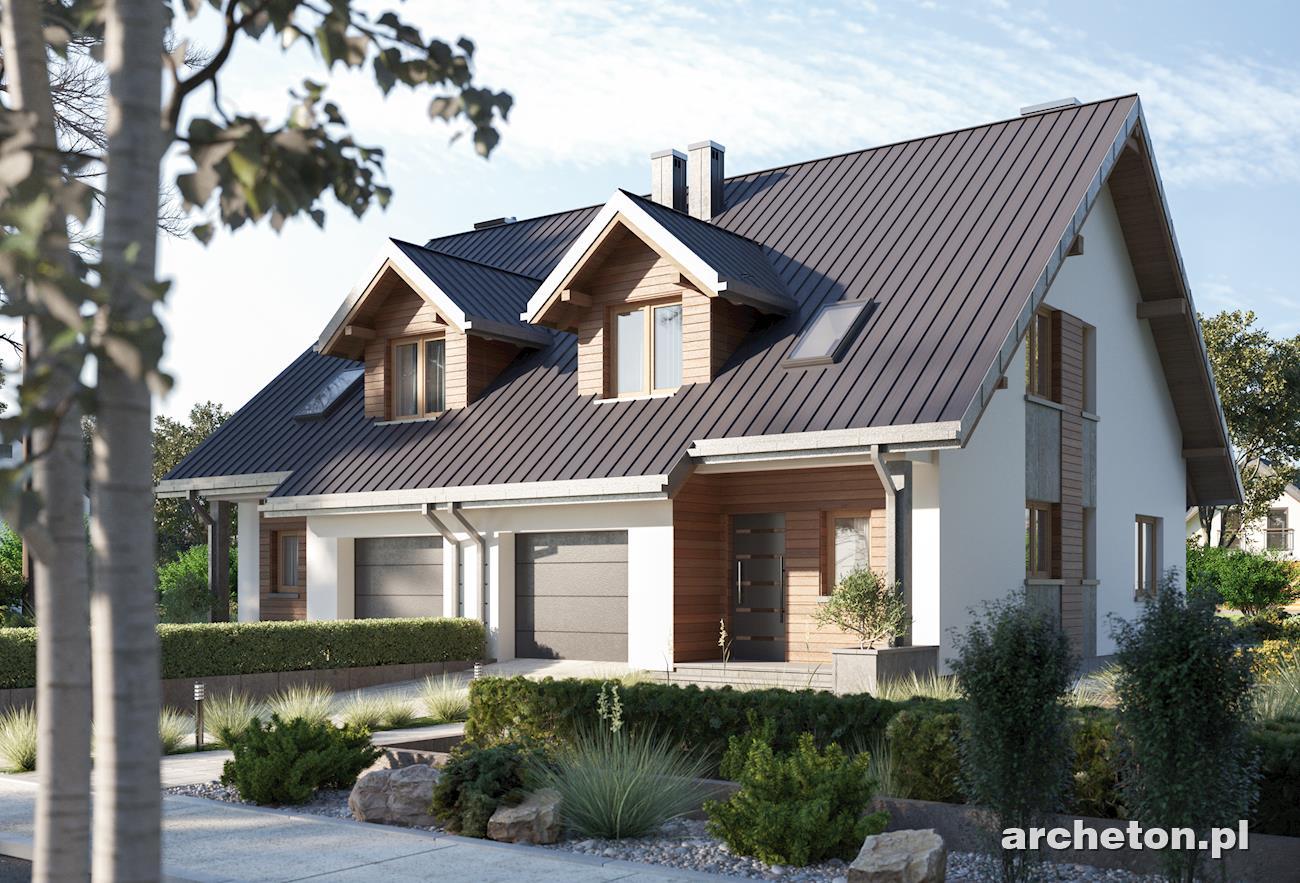 Проект домa Арьель Дуо