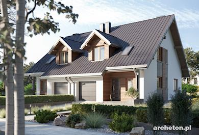 Projekt domu Ariel Duo