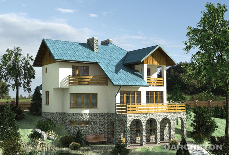 Проект домa Аркада