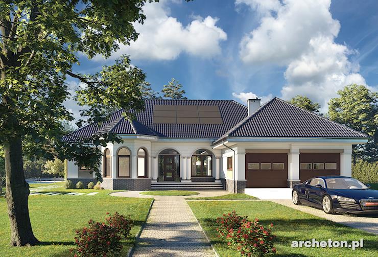 Проект домa Аркадия