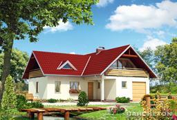 Projekt domu Aronia