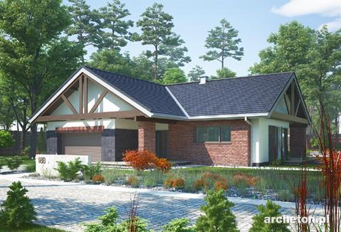 Projekt domu Artemida
