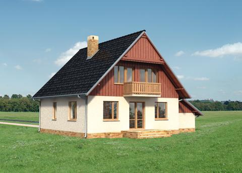 Проект домa Астра