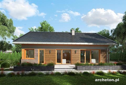 Projekt domu Asteria