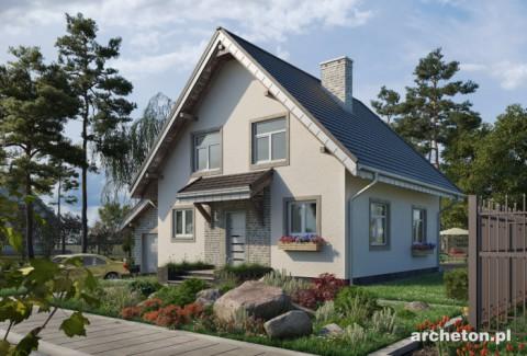 Projekt domu Aster Neo