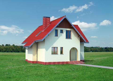 Проект домa Атолл