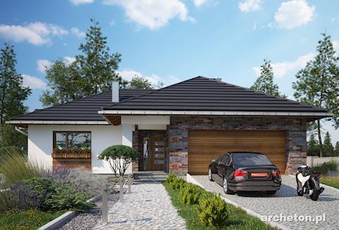 Projekt domu Aurelia Polo